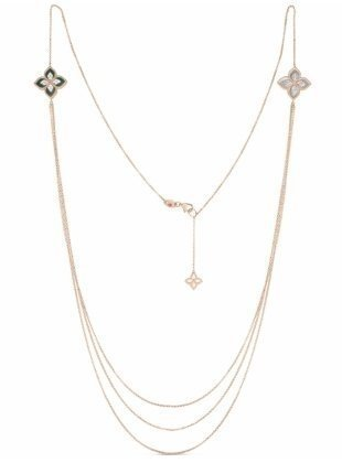 Collier Princess Flower ADV888CL1865_88