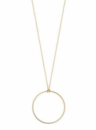 Pendentif CIRCLE BABY ON CHAIN CCE002