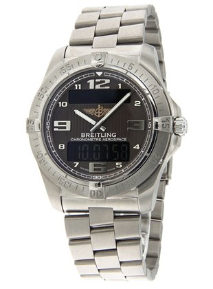 Montre Breitling Aerospace E7936210Q572