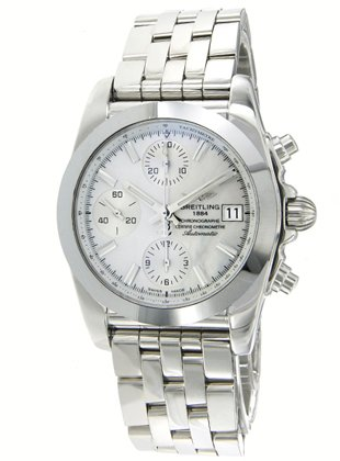 Montre Breitling Chronomat Mother of Pearl