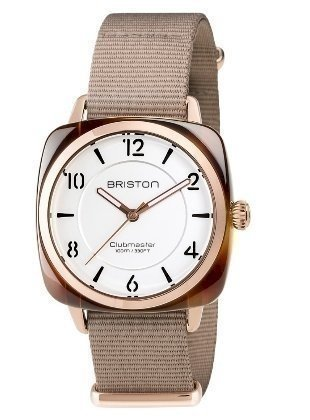 Montre Clubmaster Chic HMS Gold 17536.PRA.T.2.NT