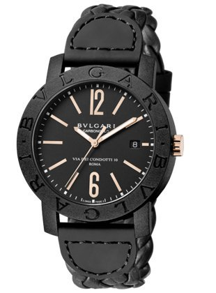 Montre Bulgari-Bulgari Carbon Gold 102632