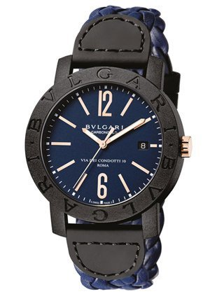 Montre Bulgari-Bulgari Carbon Gold 102634