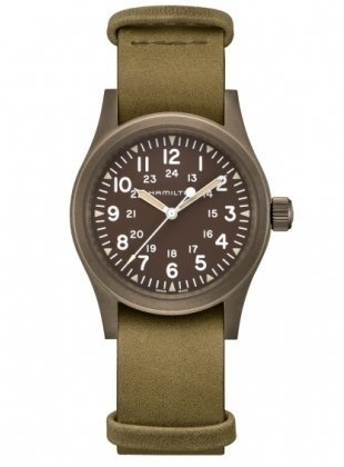 Montre KHAKI FIELD MECHANICAL H69449861
