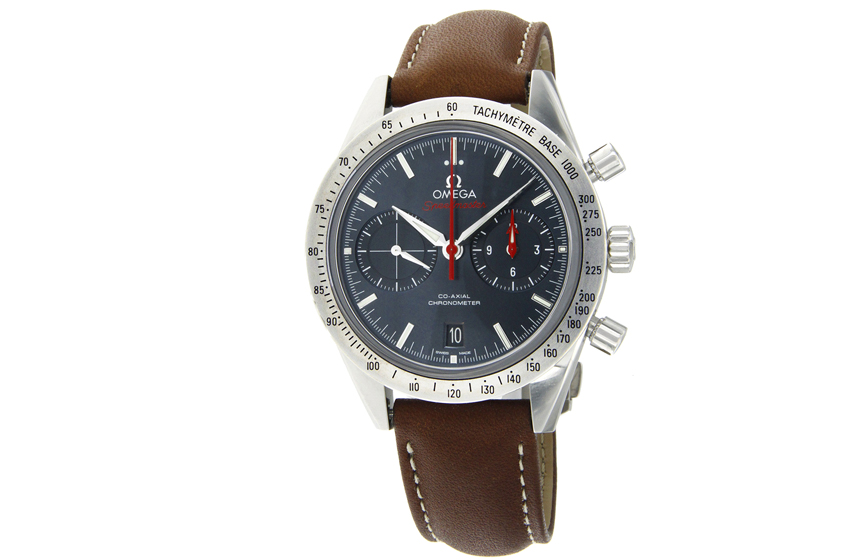 montre omega speedmaster speedmaster 39 57 33112425103001 d 39 occasion. Black Bedroom Furniture Sets. Home Design Ideas