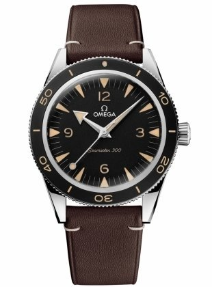 Montre Seamaster 300 Co-axial Master Chronometer 41 mm 234.32.41.21.01.001