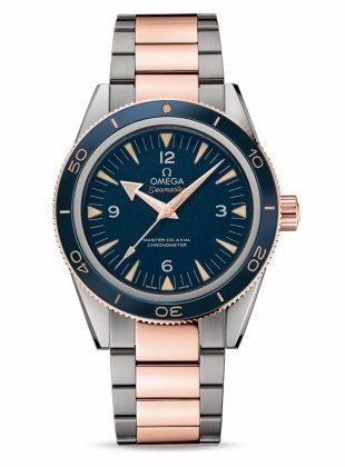 Montre Seamaster 300 Master Co-axial Chronometer 41 mm 233.60.41.21.03.001