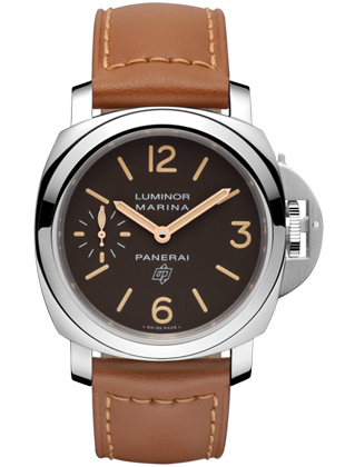 Montre Luminor Marina Logo PAM00632