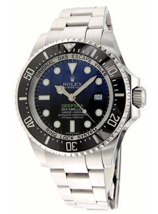 Montre Rolex Oyster Perpetual Deepsea 116660