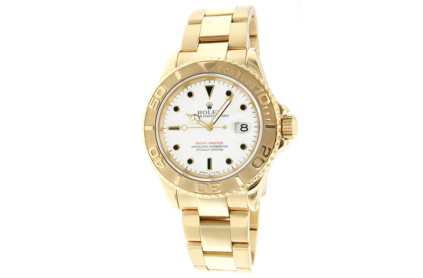 montre rolex oyster perpetual yacht master 16628 d 39 occasion. Black Bedroom Furniture Sets. Home Design Ideas