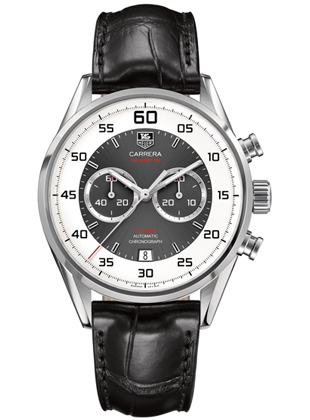 Montre Carrera Chronographe Flyback CAR2B11FC6235