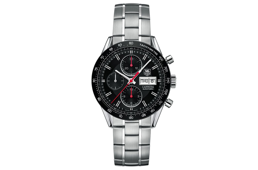montre tag heuer carrera chronographe day